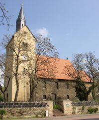 Röblingen am See: Kirche